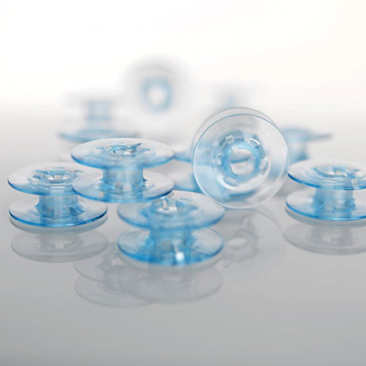 Bobbins (blue) PK 10