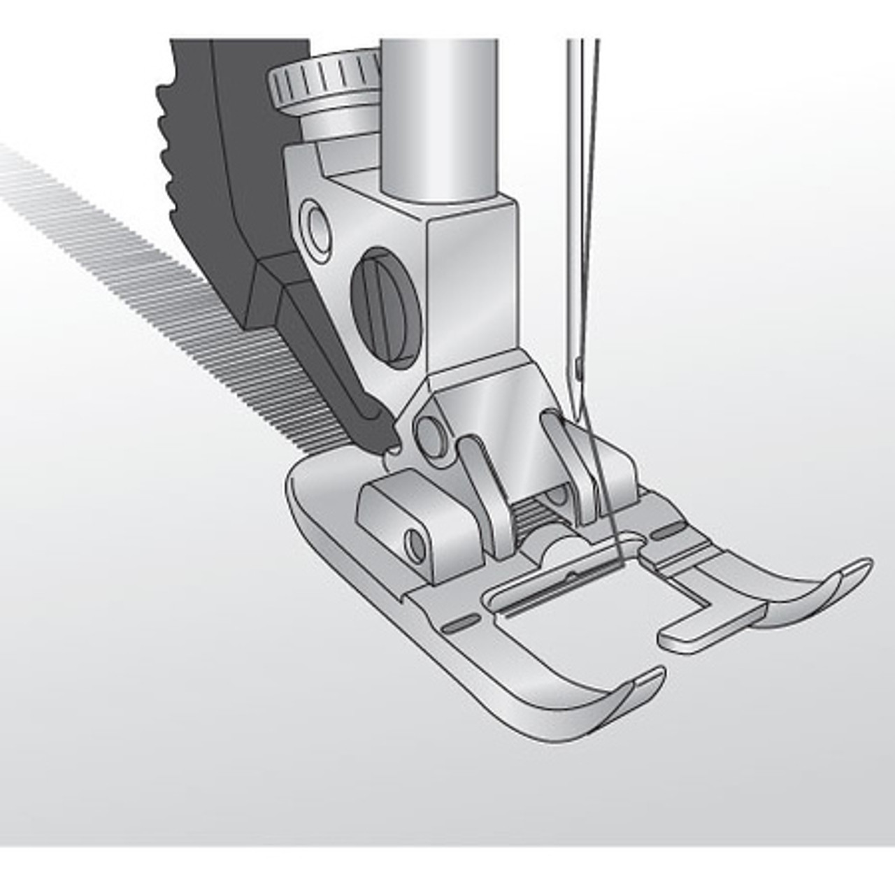 Sewing Star Foot For IDT System