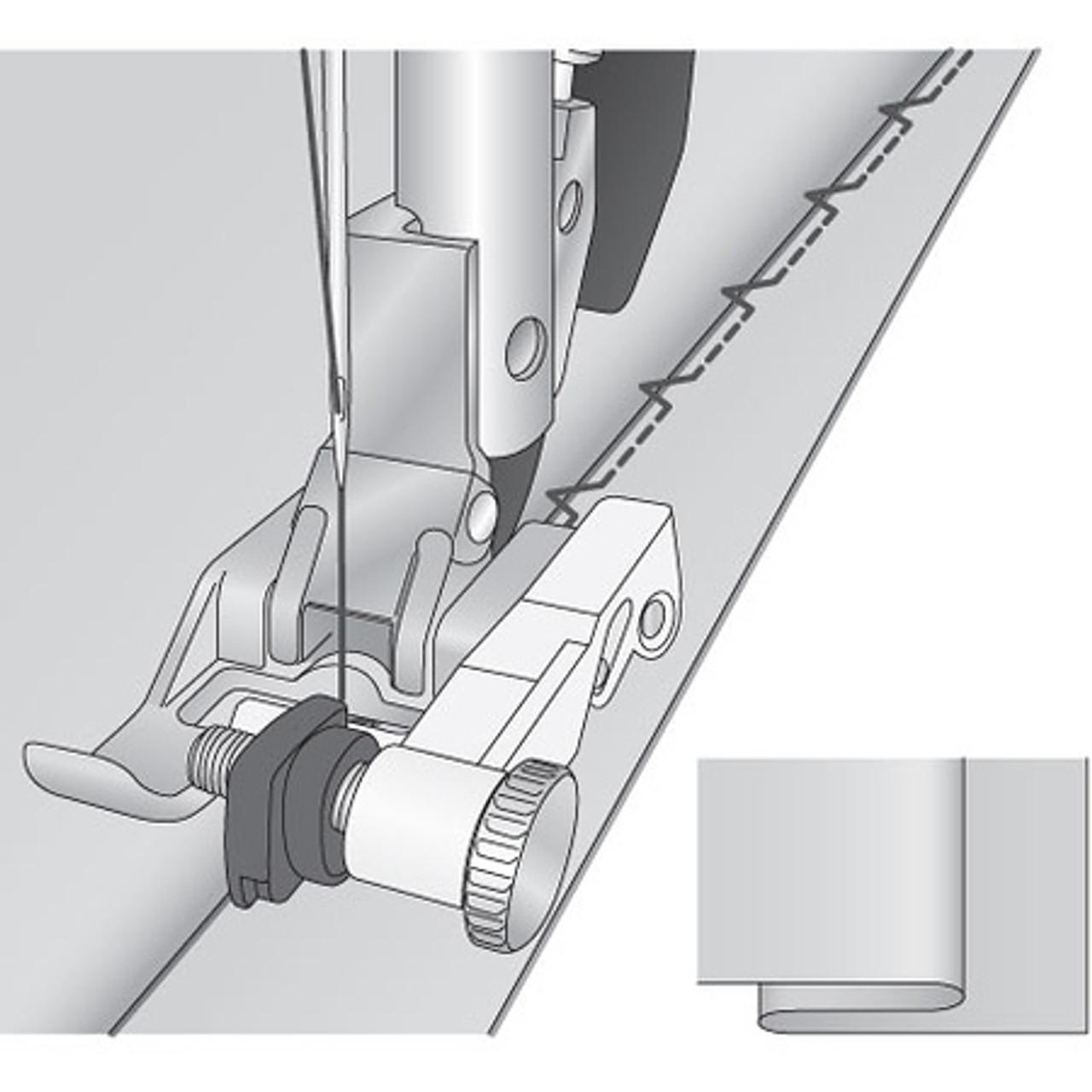 Blindhem Foot For IDT System