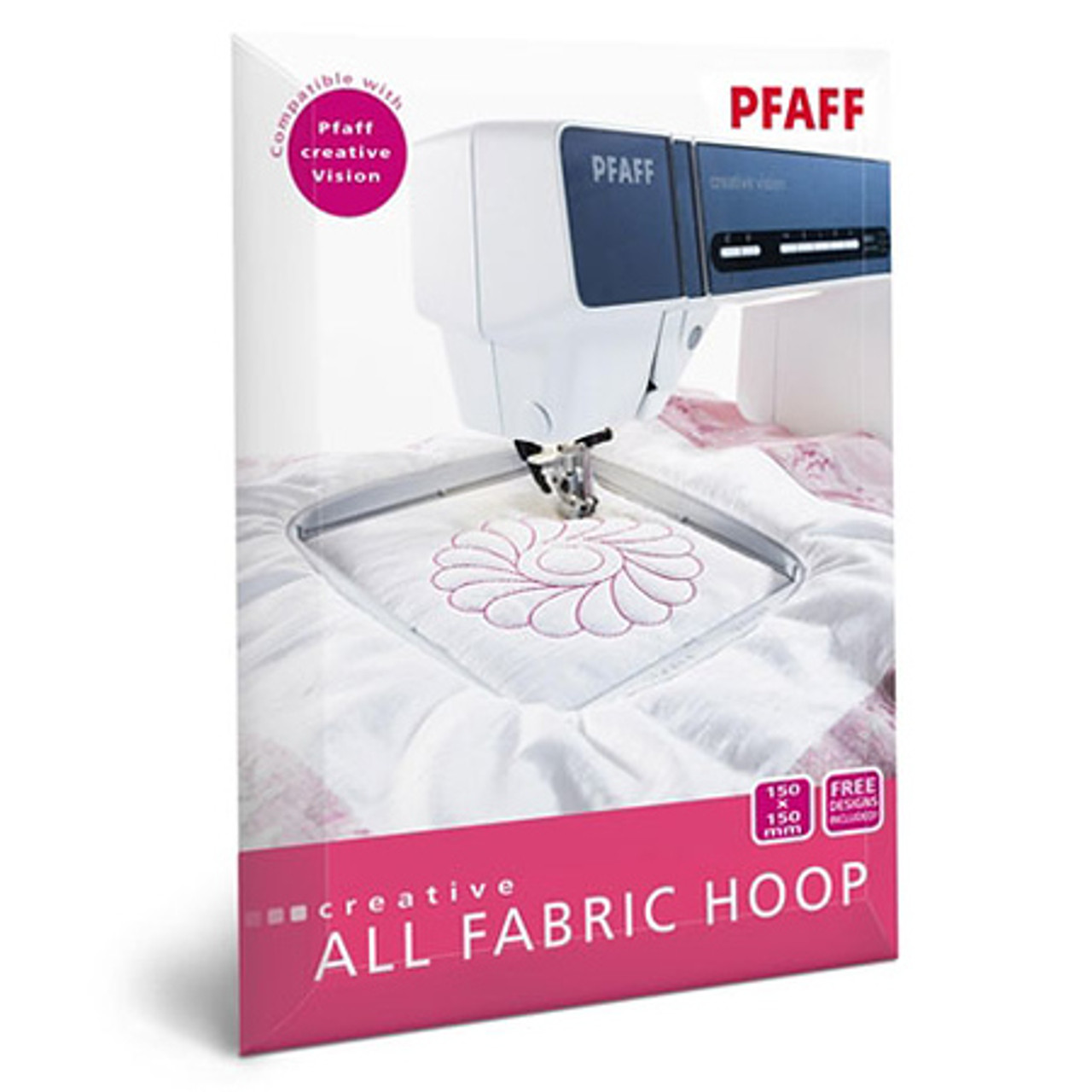 Creative All Fabric Hoop 2