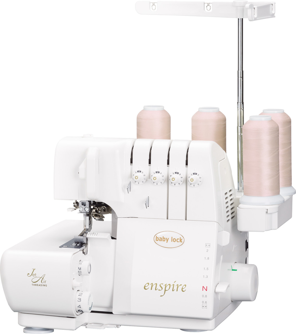 Enspire Overlocker with Bonus