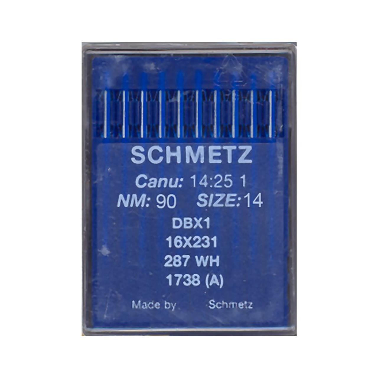 Schmetz Overlocker Needles 16x231 SUK Ball Point