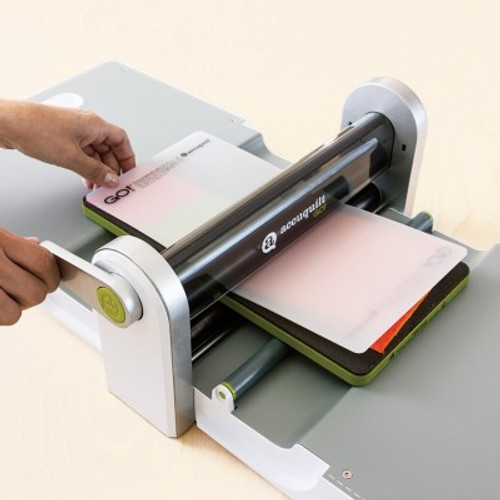 GO! Fabric Cutter Accuquilt
