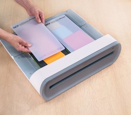 GO! Big Fabric Cutter Accuquilt