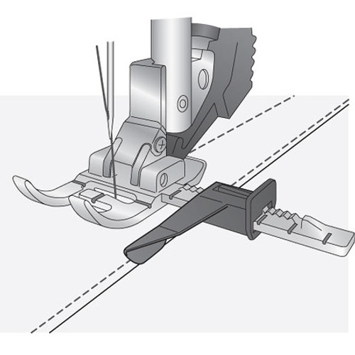 Adjustable Guide Foot For IDT System