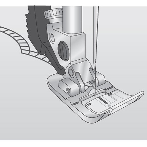 Fancy Stitch Foot For IDT System