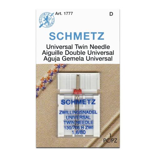 Schmetz Twin Universal Needles