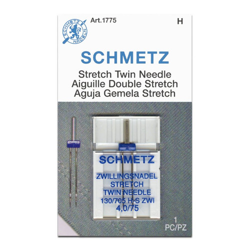 Schmetz Twin Stretch Embroidery Needle