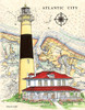 Absecon Sea Chart Light copyright Donna Elias