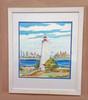 Sandy Hook Lighthouse copyright Donna Elias