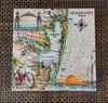 Charting Ocean City, Maryland tile copyright Donna Elias