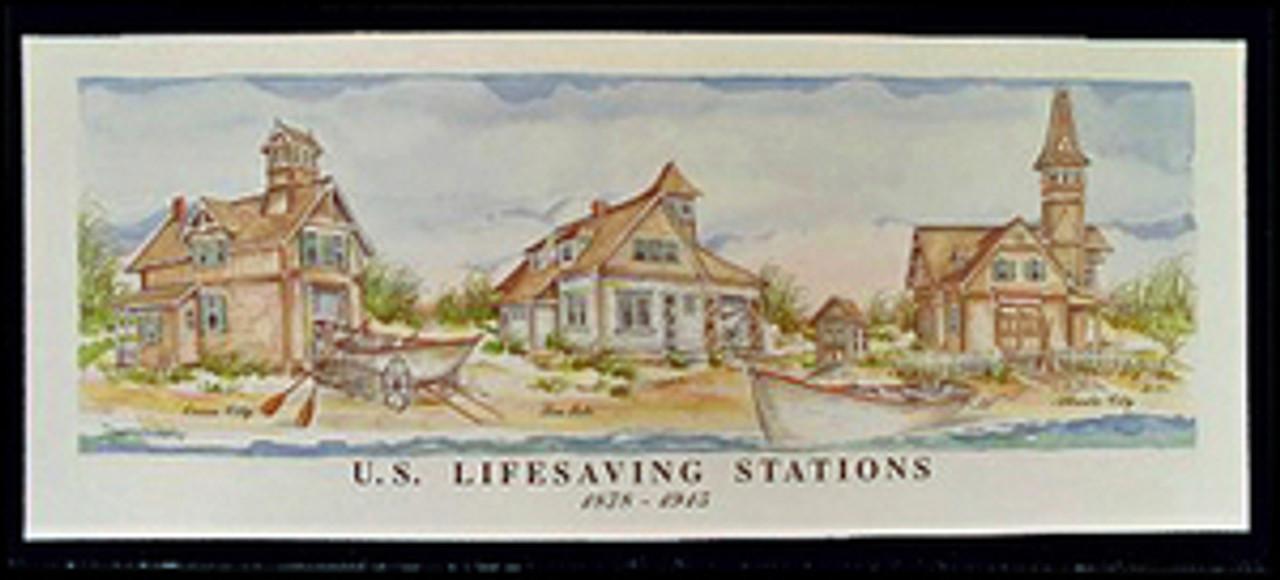 US Life Saving Stations - South Jersey
