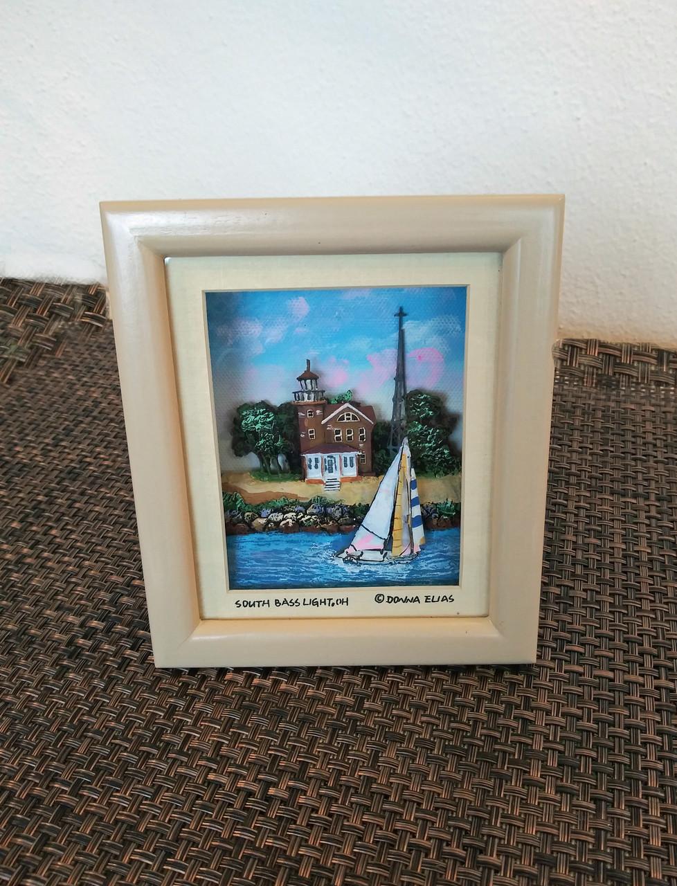 South Bass Lighthouse copyright Donna Elias