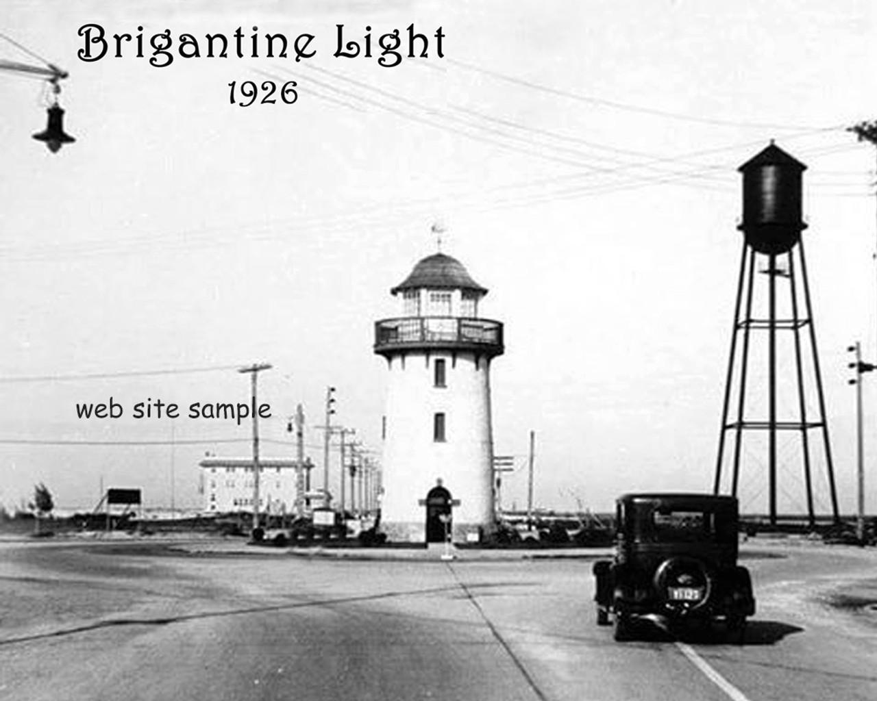 Brigantine Lighthouse