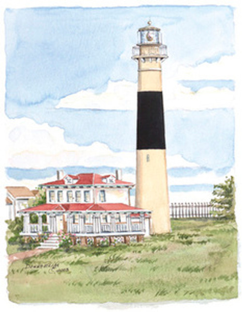 Absecon Lighthouse copyright Donna Elias