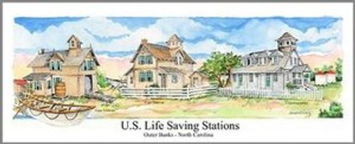 Outer Banks Life Saving Stations