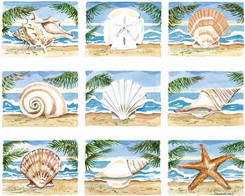 Nine Shells