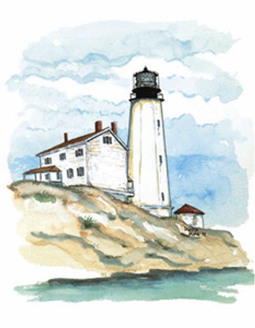 Cape Henlopen Lighthouse