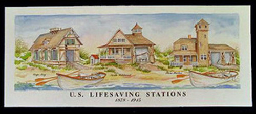 US Life Saving Stations of South Jersey 1