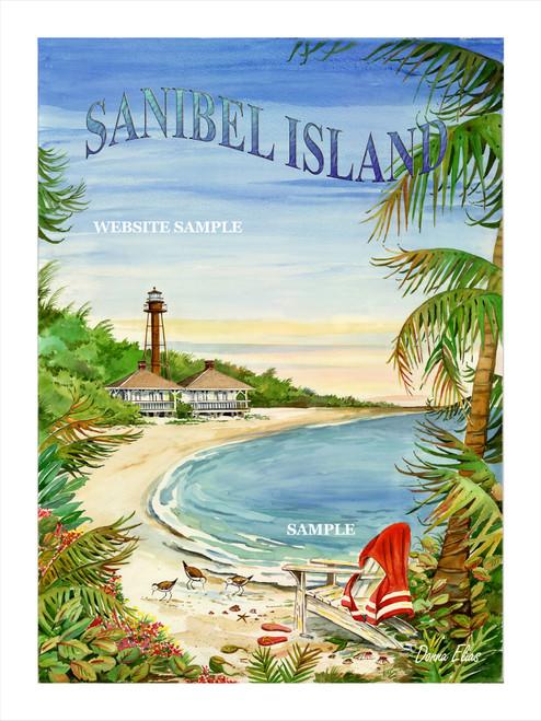 Sanibel Island by Donna Elias