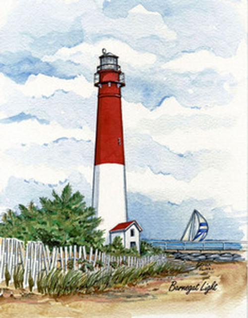 Barnegat Lighthouse copyright Donna Elias