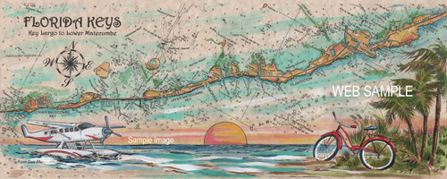 Charting the Florida Keys