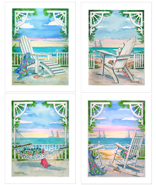 Porch Scenes copyright Donna Elias