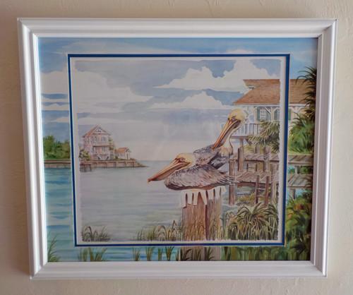 Pelican Bay copyright Donna Elias