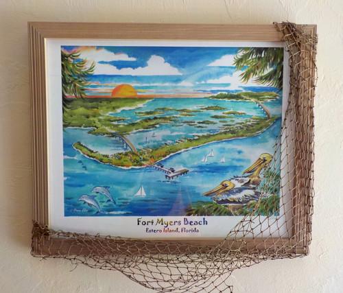 Estero Island copyright Donna Elias