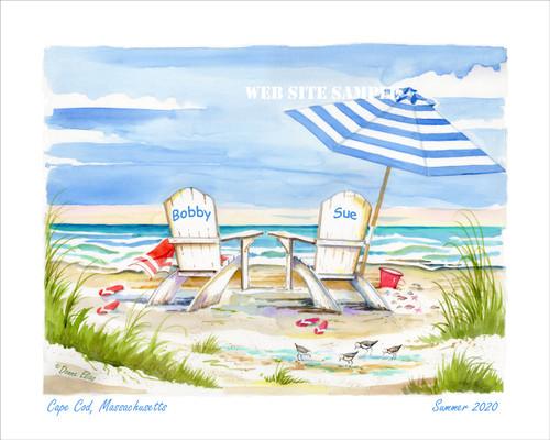 Coastal View copyright Donna Elias