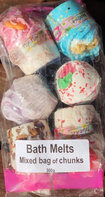 Bath Melts Butter Chunks Gift Pack 300g
