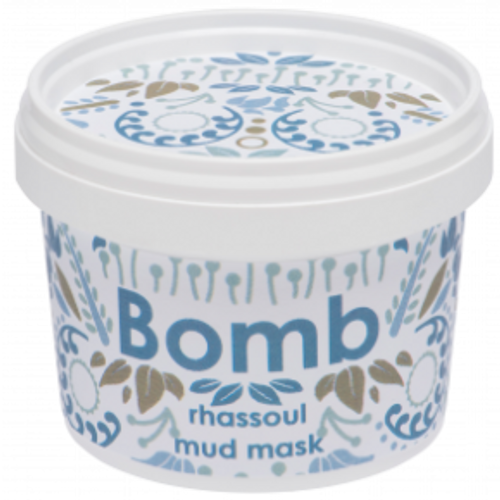 purifying face clay mask, kaolin clay, rhassoul mud mask