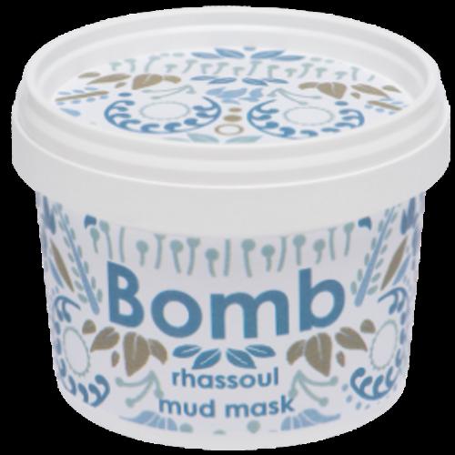 purifying face clay mask, kaolin clay, rhassoul mud mask