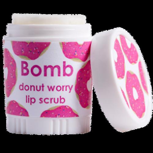 natural lip scrub with moisturising oils