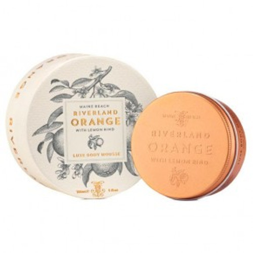 Australian made body butter whipped to a mousse made with natural ingredients
