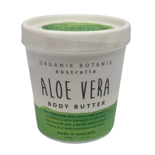 Australian made nourishing body butter with vitamins and minerals