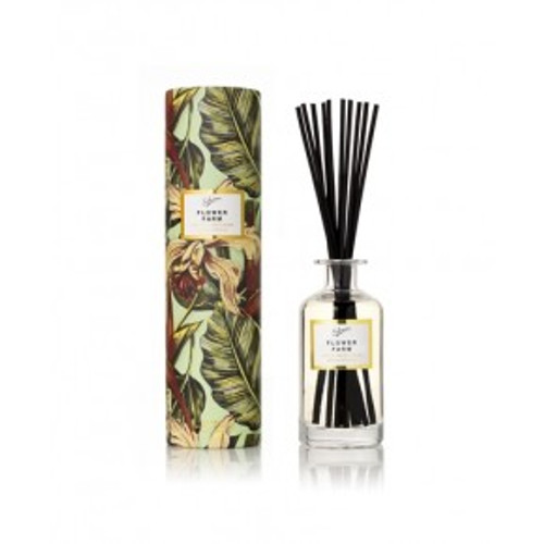 Australian made room diffuser with a strong Fragrance with black reeds that lasts up to 6 months.