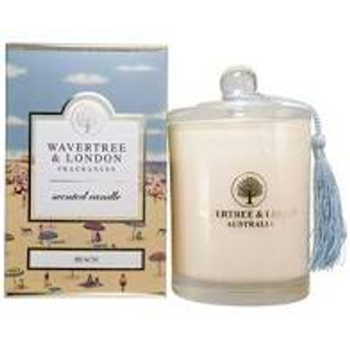 60 hour, triple scented, soy wax and cotton wick, hand poured in Australia