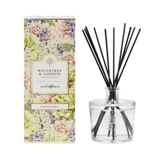 Highly fragranced room diffuser, suitable for large rooms with a 6 month scent life