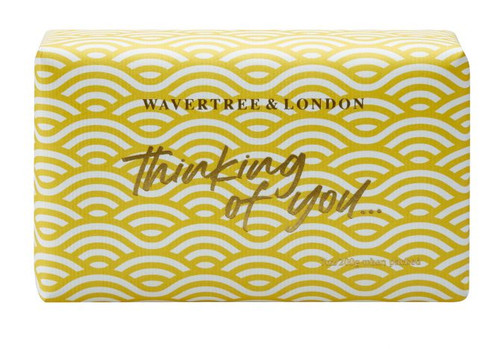 Made in Australia, triple-milled bar is long lasting, non-drying and has an extra creamy lather enriched with Organic Shea Butter