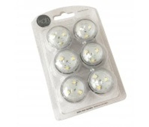 battery operated LED tea lights