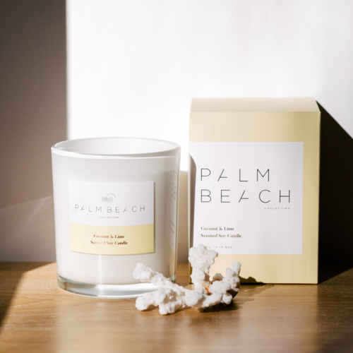 Coconut & Lime Large Candle 420g