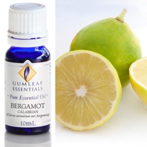 bergamot pure essential oils