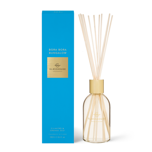 250ml fragrance diffuser,  Made in Australia