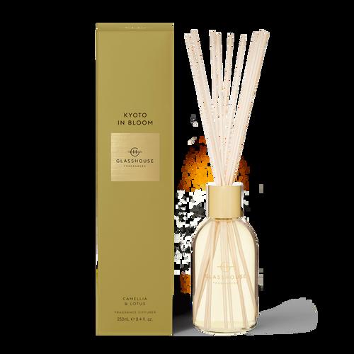 250ml fragrance diffuser,  Made in Australia