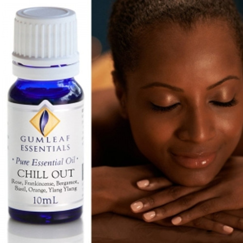 chill out essential oils blend