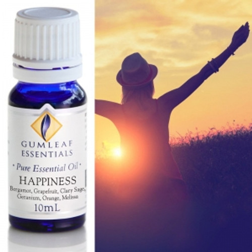 happiness essential oils blen