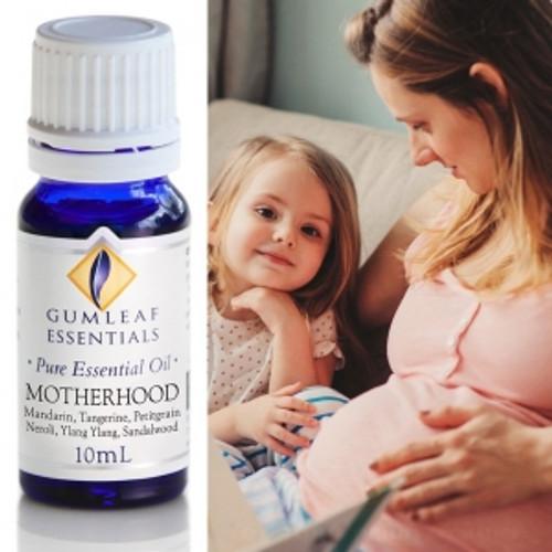 motherhood essential oils blend
