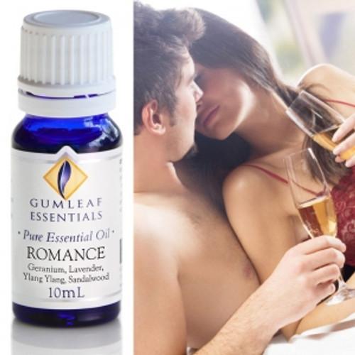 romance essential oils blend