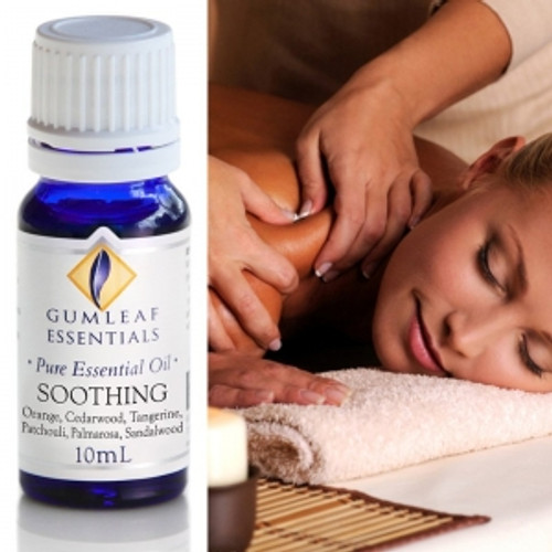 soothing essential oils blend